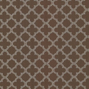Abberley Trellis Chocolate by Kasmir Fabric 1438 67% Rayon 33% Polyester CHINA 18,000 Wyzenbeek Double Rubs H: 1 4/8 inches, V:1 4/8 inches 54 - Fabric Carolina - Kasmir