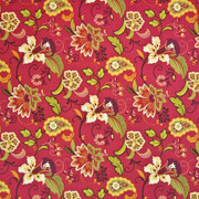 Abercrombie Park Garnet by Kasmir Fabric 1400 100% Cotton KOREA 15,000 Wyzenbeek Double Rubs H: 27 inches, V:27 inches 54 - 55 - Fabric Carolina - Kasmir