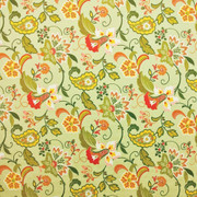 Abercrombie Park Lime by Kasmir Fabric 1401 100% Cotton KOREA 15,000 Wyzenbeek Double Rubs H: 27 inches, V:27 inches 54 - 55 - Fabric Carolina - Kasmir