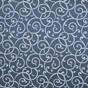 Aldenham Navy by Kasmir Fabric 1382 58% Cotton 42% Polyester TAIWAN 30,000 Wyzenbeek Double Rubs H: 13 4/8 inches, V:13 4/8 inches 54 - 55 - Fabric Carolina - Kasmir