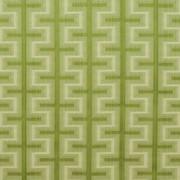 Athenia Fretwork Key Lime by Kasmir Fabric 1398 52% Rayon 48% Polyester CHINA 60,000 Wyzenbeek Double Rubs H: 7 4/8 inches, V:3 2/8 inches 58 - Fabric Carolina - Kasmir
