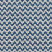 Baja Flame Indigo by Kasmir Fabric 1419 100% Polyester TURKEY 12,000 Wyzenbeek Double Rubs H: 2 4/8 inches, V:2 2/8 inches 54 - Fabric Carolina - Kasmir