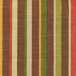 Ballyhoo Stripe Carnival by Kasmir Fabric 1369 55% Linen 45% Rayon CHINA 12,000 Wyzenbeek Double Rubs H: 6 6/8 inches, V:N/A 54 - Fabric Carolina - Kasmir