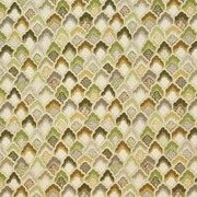 Burwick Grove Amber by Kasmir Fabric 1402 100% Cotton USA 15,000 Wyzenbeek Double Rubs H: 13 4/8 inches, V:12 5/8 inches 54 - Fabric Carolina - Kasmir