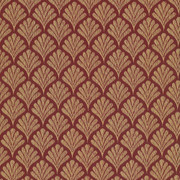 Coquille Red by Kasmir Fabric 5071 100% Polyester CHINA 41,000 Wyzenbeek Double Rubs H: 2 inches, V:1 6/8 inches 57 - Fabric Carolina - Kasmir
