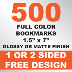 500 Bookmarks 1.5x7