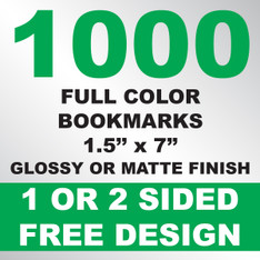 1000 Bookmarks 1.5x7