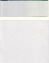 Multi-Color Top Check Paper (CHKS617-BG)