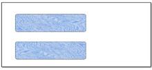 Double Window Envelope - Security