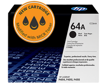 New HP 64A MICR Toner Cartridge (CC364A)
