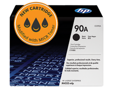 New HP 90A MICR Toner Cartridge (CE390A)