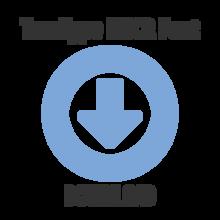 Downloadable MICR TrueType Font