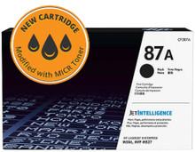CF287A New MICR Toner Cartridge