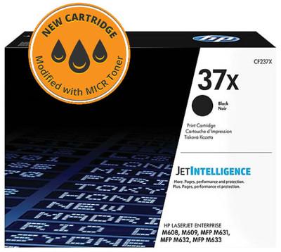 HP CF237X New MICR Toner Cartridge
