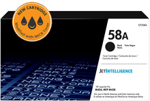 HP CF258A New MICR Toner Cartridge for Check Printing