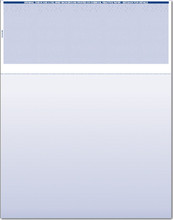 Single-Color Top Check Stock