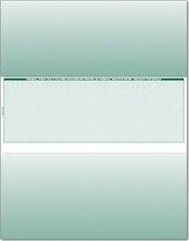Single-Color Middle Check Paper (CHKS509)