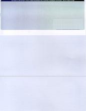 Multi-Color Top Check Paper  (CHKS601)