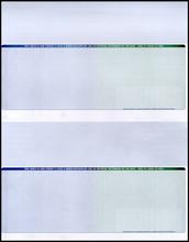 Multi-Color Voucher Check Paper (CP602)