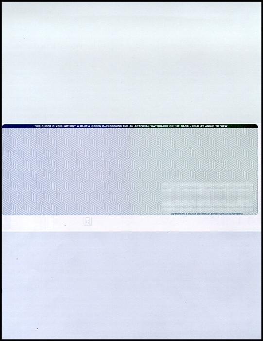 Multi Color Middle Check Paper Chks603