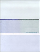 Multi-Color Middle Check Paper  (CHKS603)
