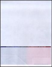 Multi-Color Bottom Check Paper (CHKS607)