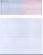 Multi-Color Top Check Paper (CHKS611)