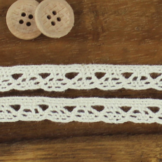Nina: Cotton Lace