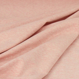 Eike: Brushed Heathered Sweatshirt, Pink