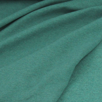 Eike: Brushed Heathered Sweatshirt, Winter Green