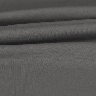 Heike: Solid Ribbing, Grey
