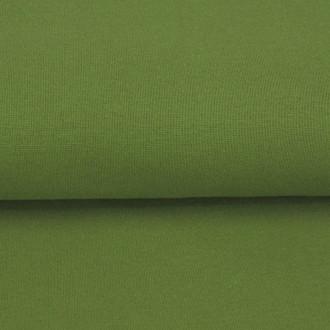 Heike: Solid Ribbing, Olive