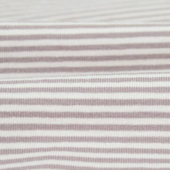 2 mm Yarn Dyed Stripes:  Antique Rose