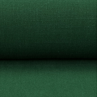 Linen 230g Enzyme Washed:  Leaf Green