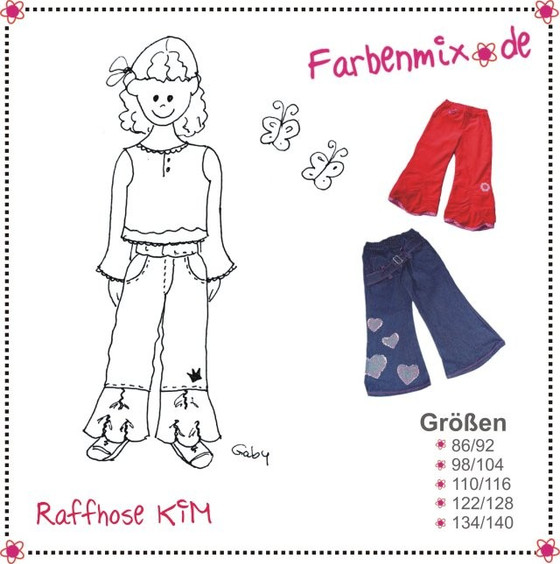 Make something great with the fabric from our online fabric store! KIM is a great jeans pattern for only $12