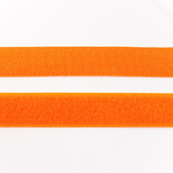 Hook & Loop Tape: Orange