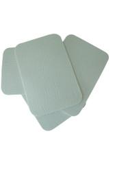 Set of 4 Foam Padded Leg Wraps / Bandage Pads