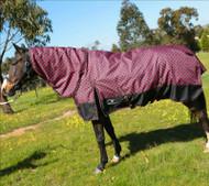 Aussie Bush Master Printed 2000 Denier Combo Horse Rug
