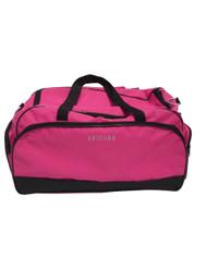Horse Gear Bag / Sports Gear Bag / Overnight Bag - Pink
