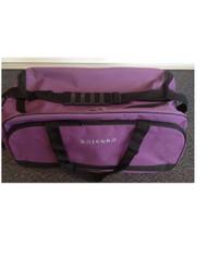 Horse Gear Bag / Sports Gear Bag / Overnight Bag - Purple