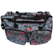 Funky Printed Unicorn Horse Gear Bag / Sports Gear Bag / Overnight Bag