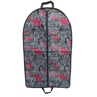 Graffiti Coat Bag