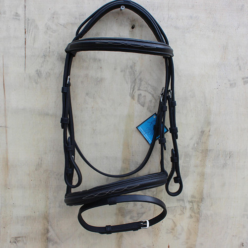 Premium Leather Flash Bridles