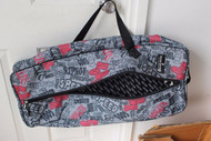 Graffiti Single Bridle Bag
