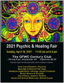 Century Club Psychic and Healing Fair