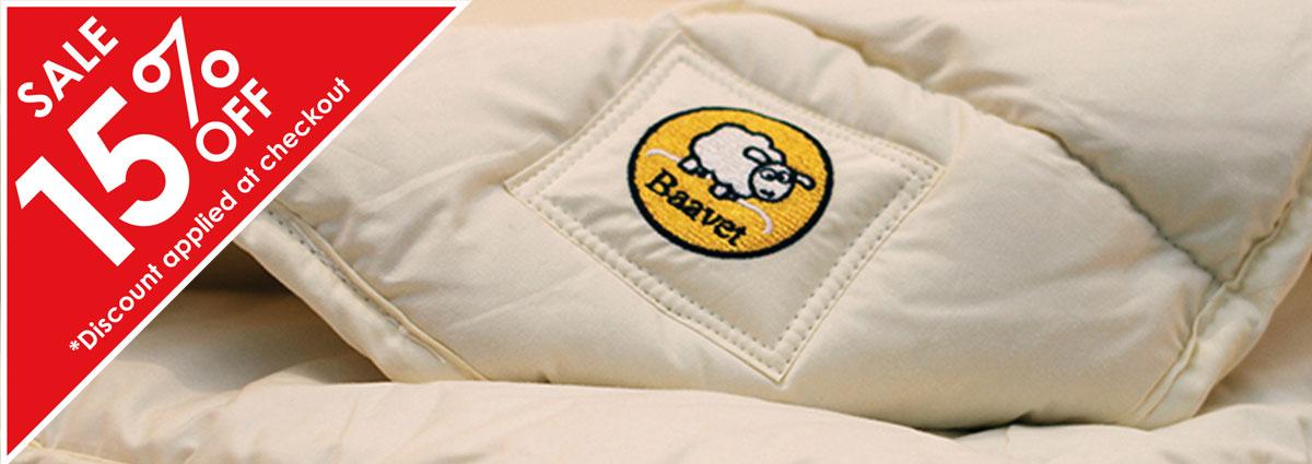 Baavet Wool Duvet Sale