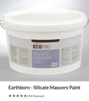 Earthborn Silicate Masonry Paint