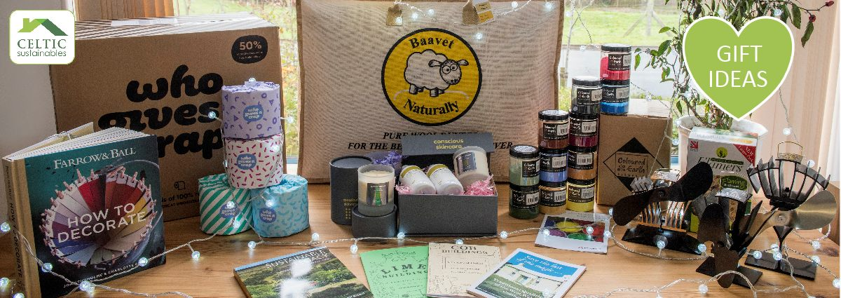 Eco Gifts from from Celtic Sustainables