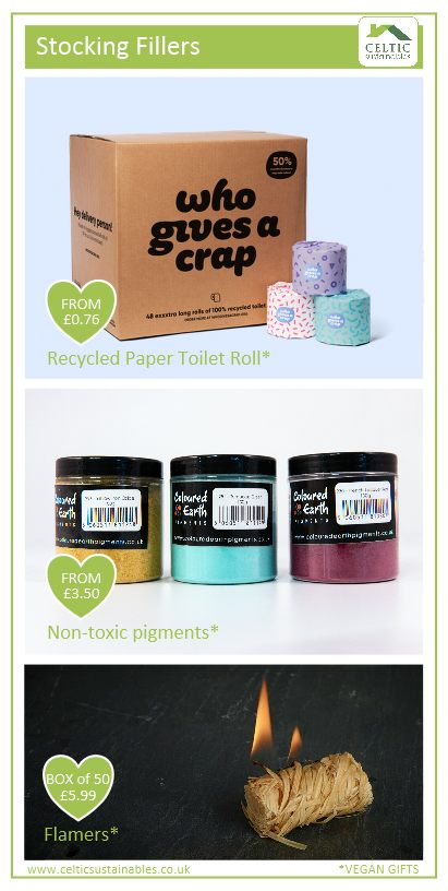 Eco Friendly Stocking Fillers