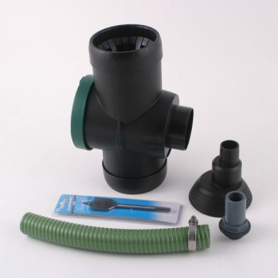 Rainwater Harvesting Filters and Accessories.